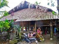 Vietnam  North - Tac Ba  lake and yao village  - IMG_2459