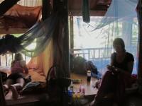 Vietnam  North - Tac Ba  lake and yao village  - IMG_2474