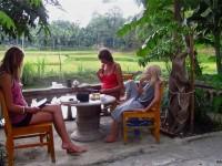 Vietnam  North - Tac Ba  lake and yao village  - IMG_2487