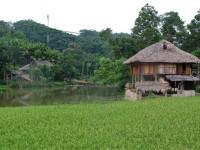 Vietnam  North - Tac Ba  lake and yao village  - IMG_2341