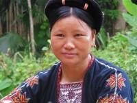 Vietnam  North - Tac Ba  lake and yao village  - IMG_2563
