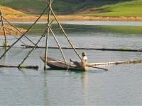 Vietnam  North - Tac Ba  lake and yao village  - IMG_2600