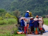 Vietnam  North - Tac Ba  lake and yao village  - IMG_2367