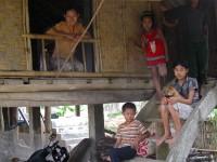 Vietnam  North - Tac Ba  lake and yao village  - IMG_2610