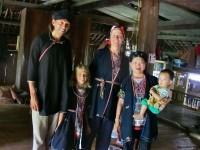 Vietnam  North - Tac Ba  lake and yao village  - IMG_2669