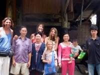 Vietnam  North - Tac Ba  lake and yao village  - IMG_2677