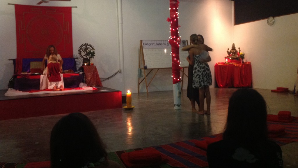 Yoga family, Agama Yoga in Koh Phangan Island, Thailand, Asana, Yoga Practice